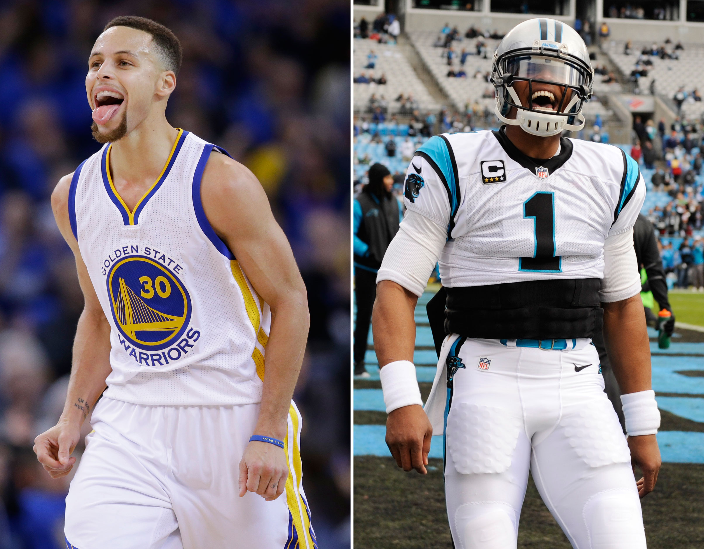 Why people love Steph Curry but not Cam Newton