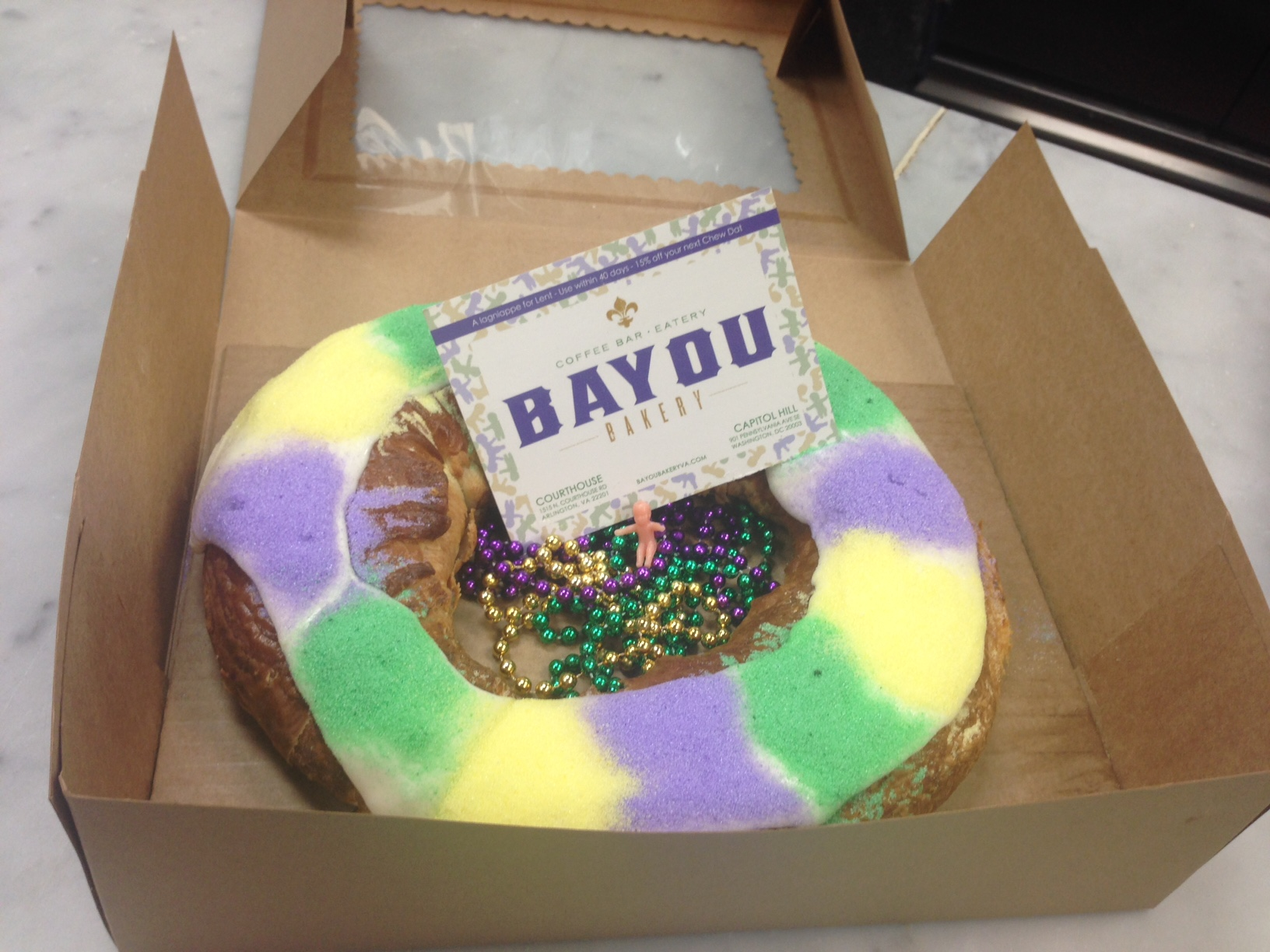 Let them eat king cake: The history, ingredients behind the Mardi Gras classic