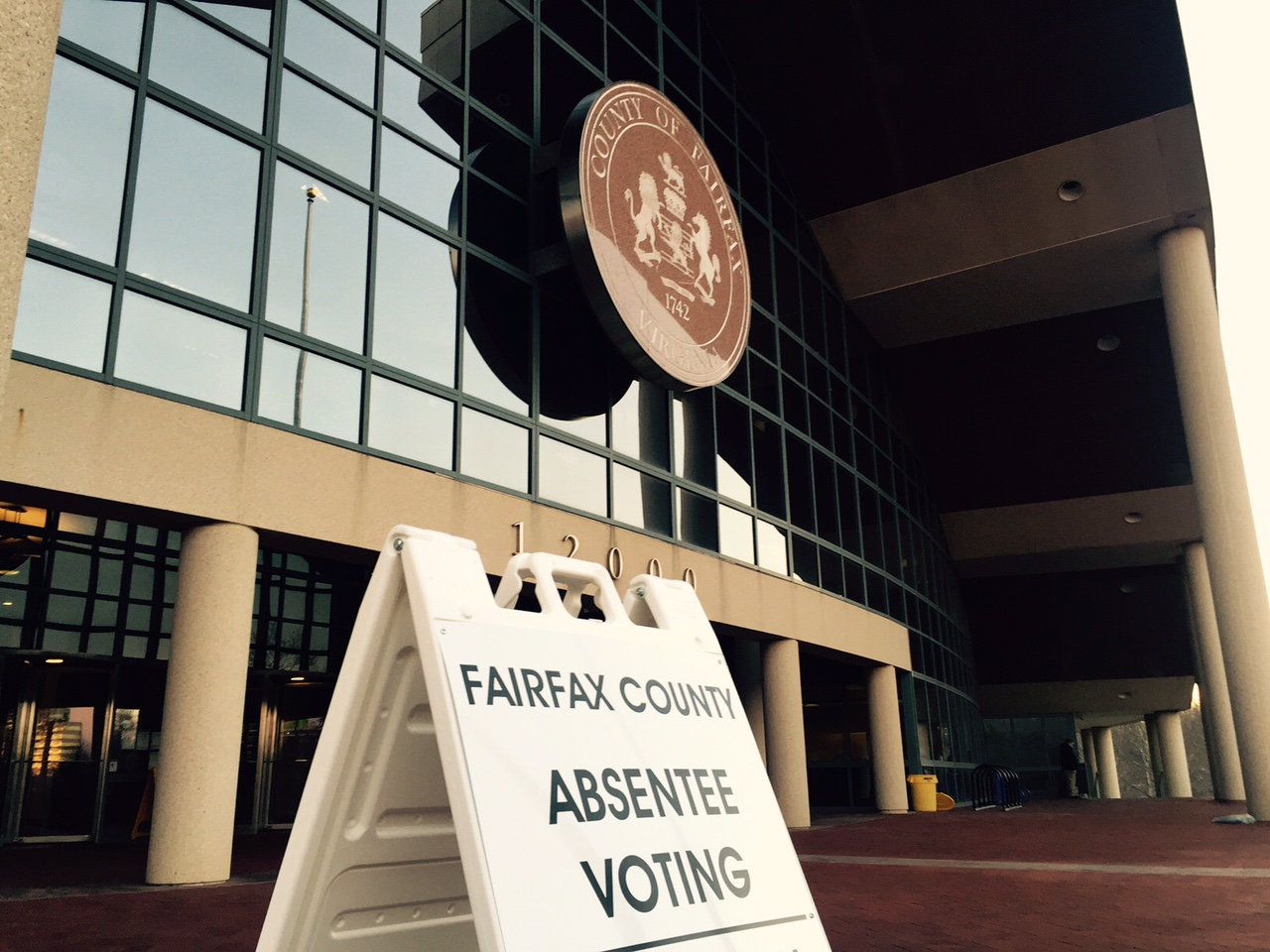 Va. absentee voting sets record high