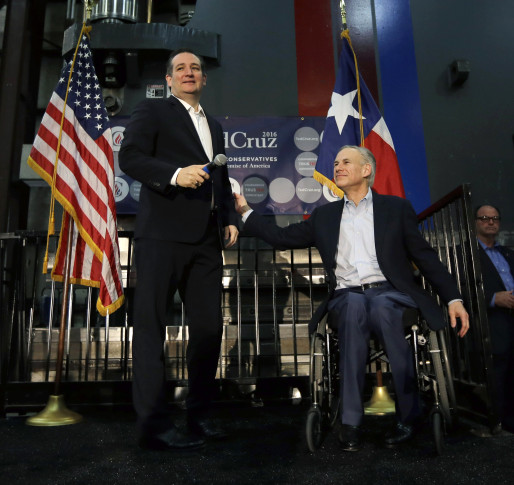 Why Cruz is in trouble in Texas
