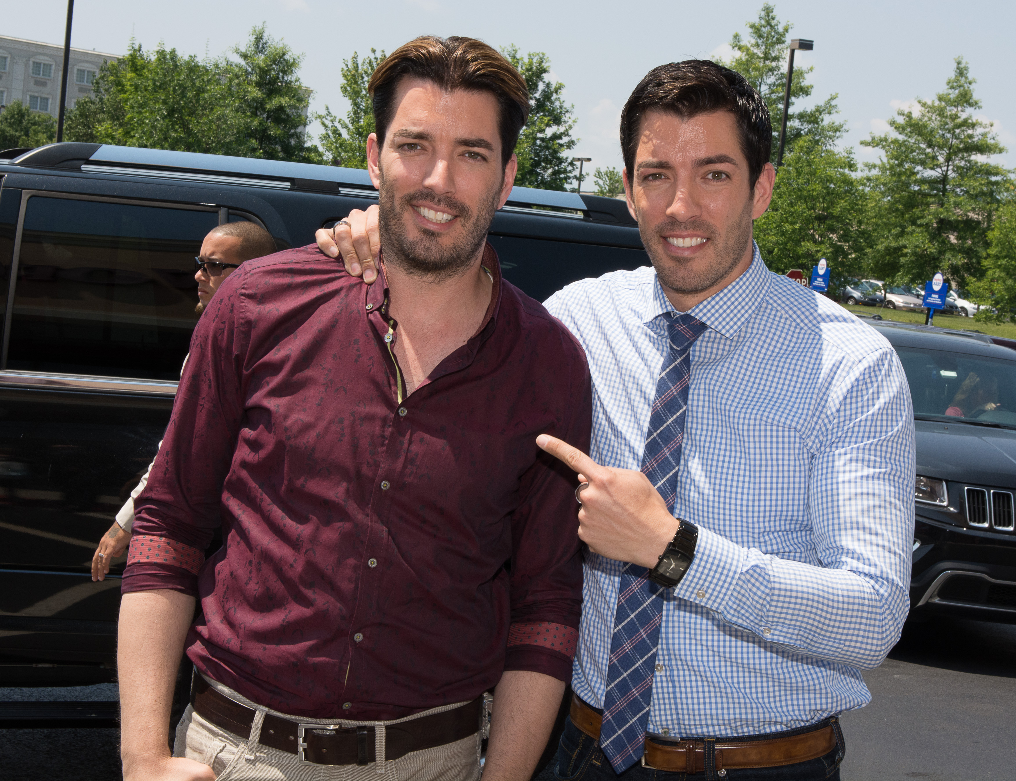 Comedy and construction: The Property Brothers on home renovation tips, dating and more