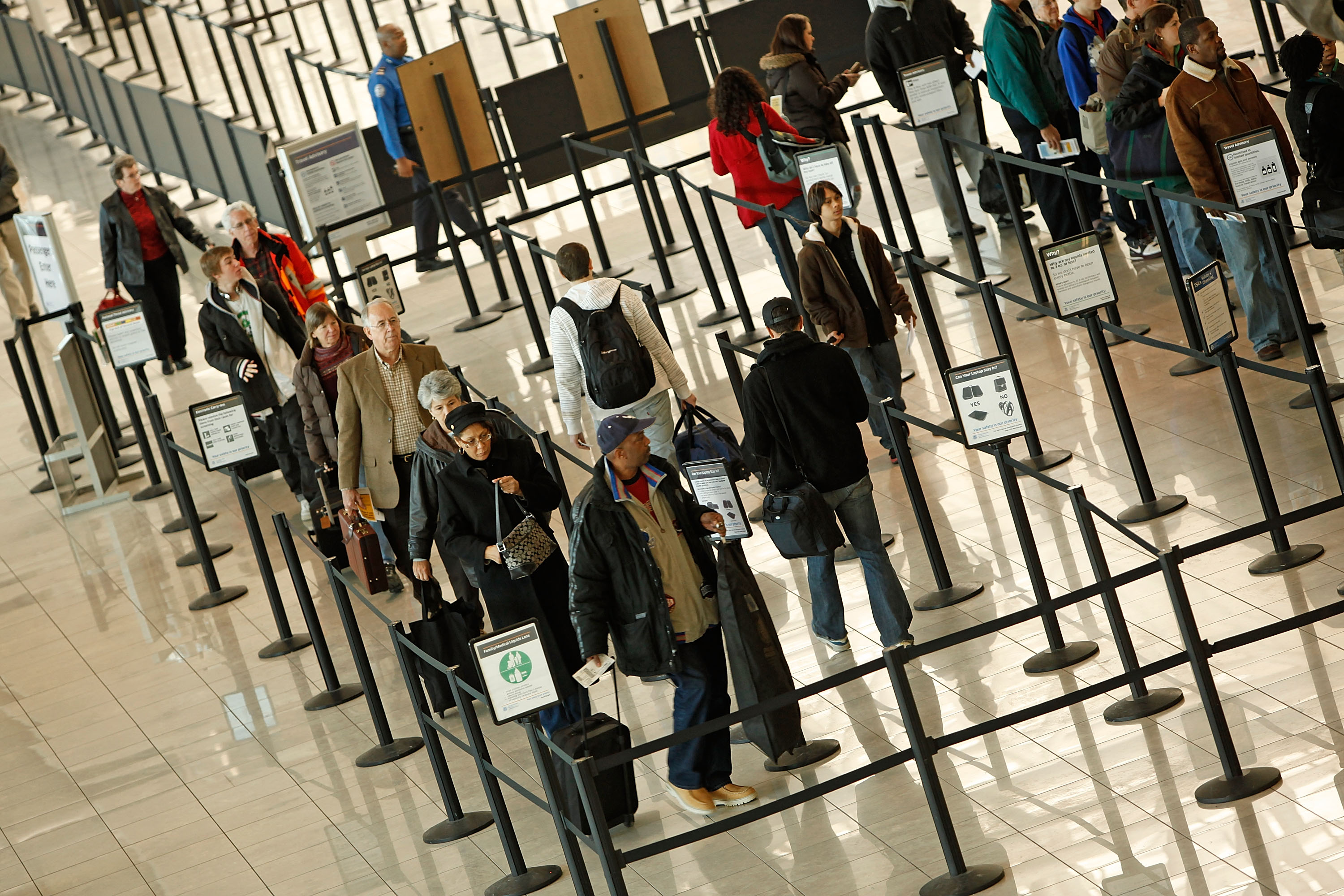 BWI sets passenger record in 2015