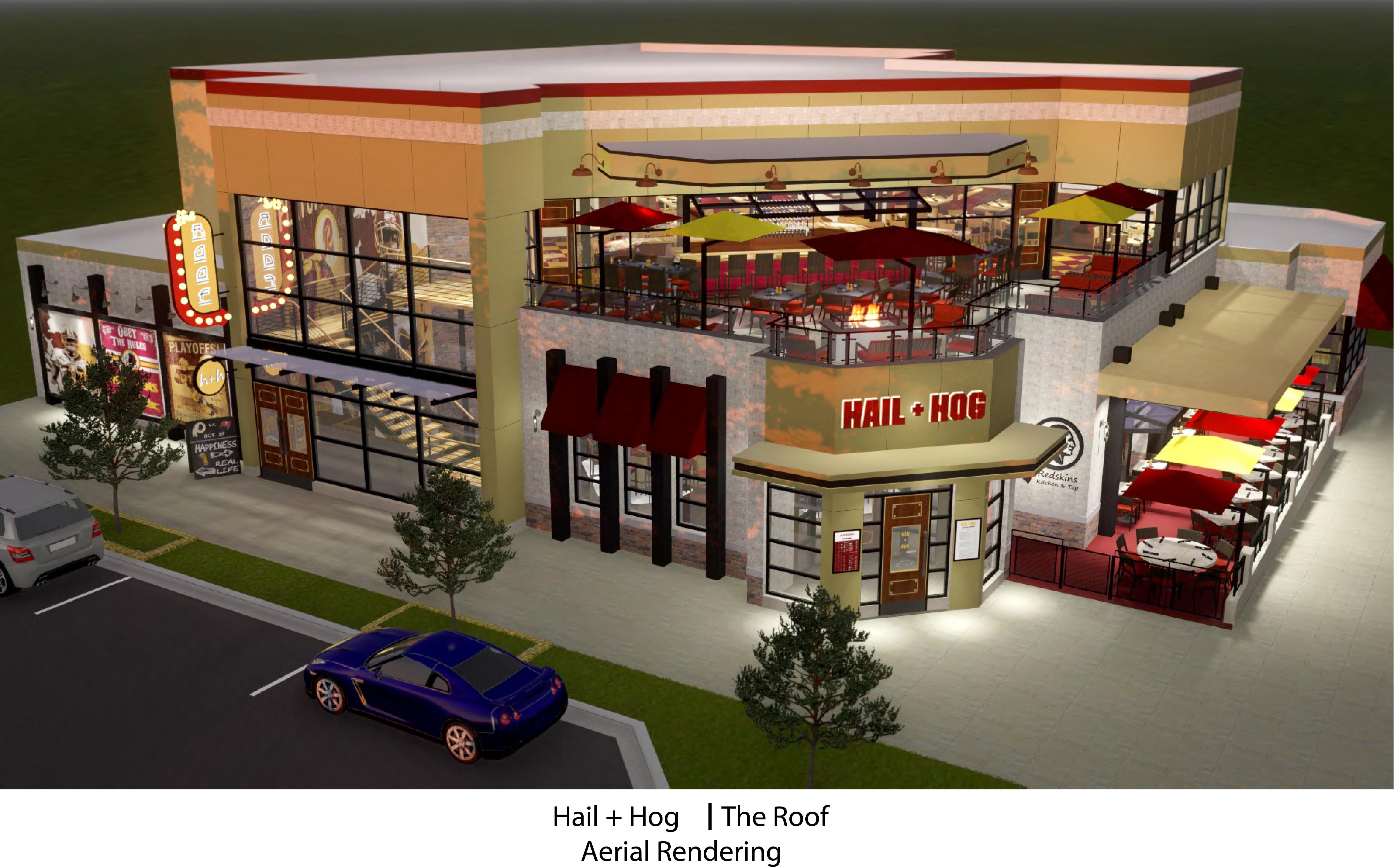 Redskins-themed Hail & Hog files for bankruptcy