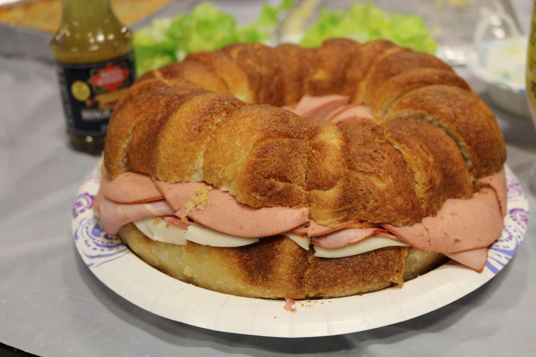 Jack Taylor's sandwich (WTOP/Hanna Choi)