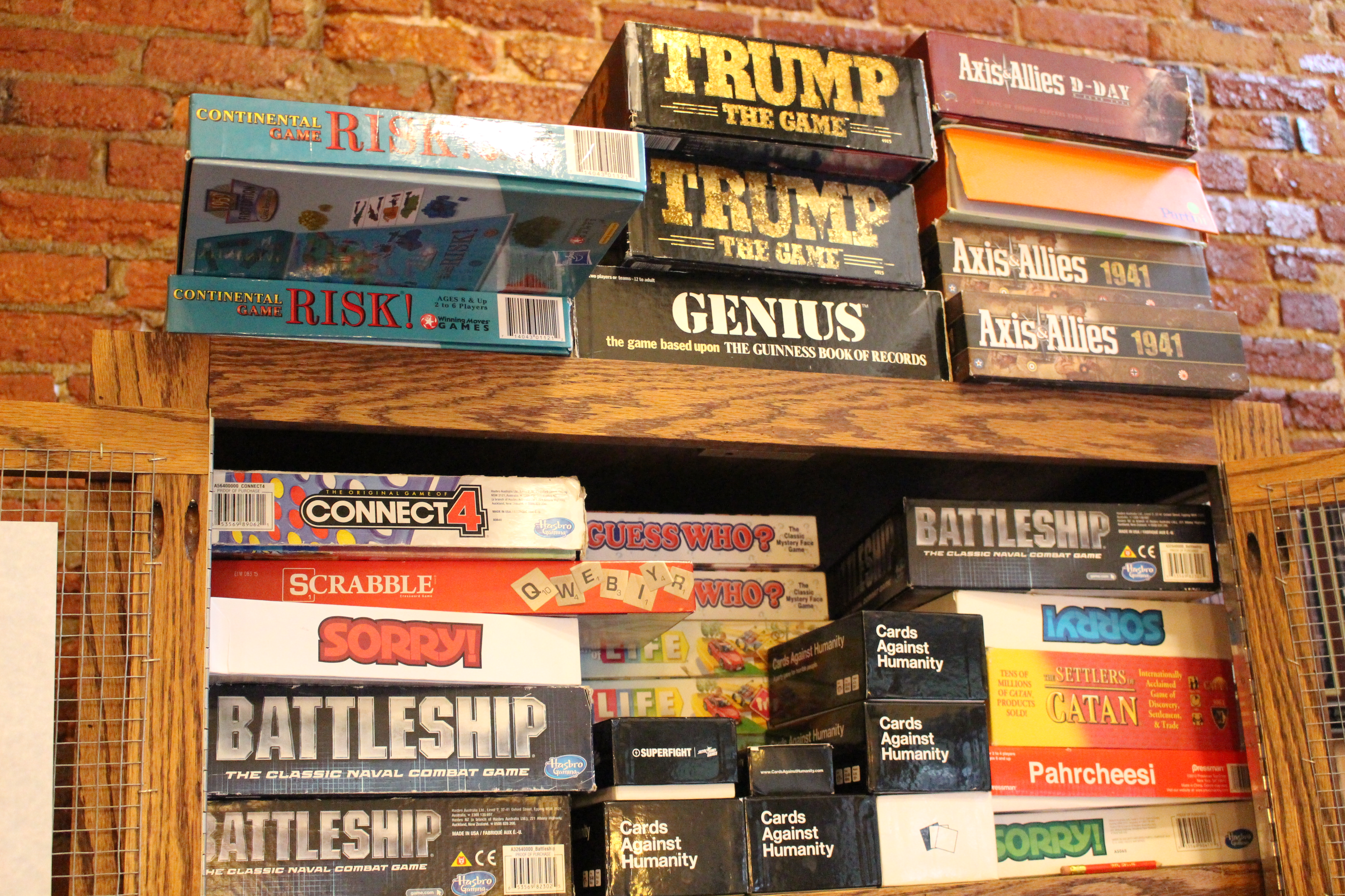 Board game cafes and bars find success locally, worldwide
