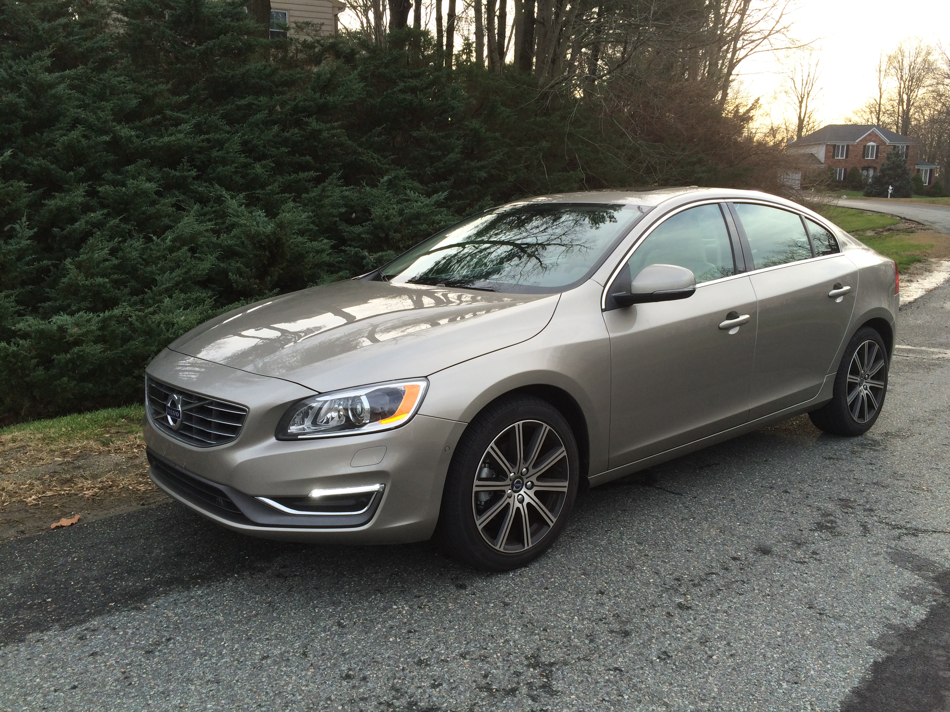 Volvo S60 T5 Inscription: The first car built in China to come to the U.S.