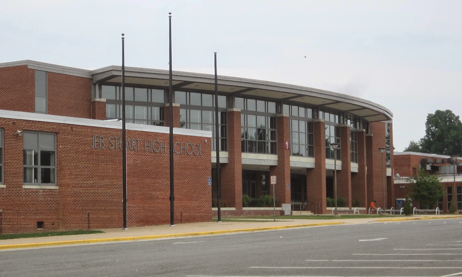 Fairfax Co. residents suggest new names for J.E.B. Stuart High School