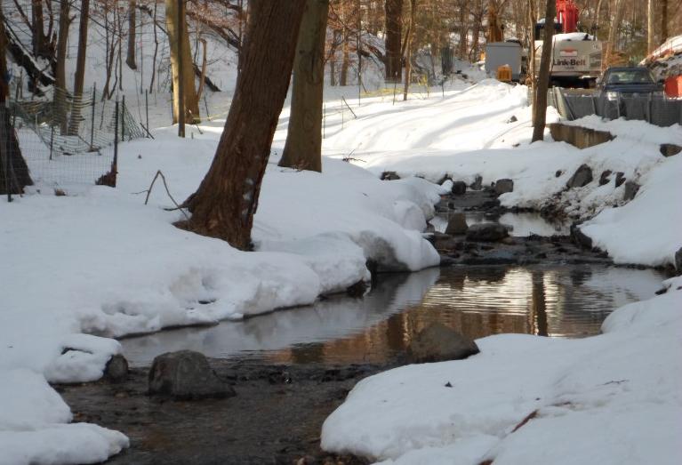 Klingle Creek restoration could be finished by spring