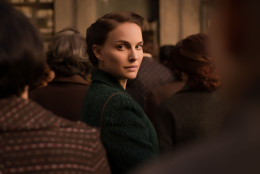 """Natalie Portman directs and stars in """"A Tale of Love and Darkness."""" (Voltage Pictures/Ran Mendelson)"""