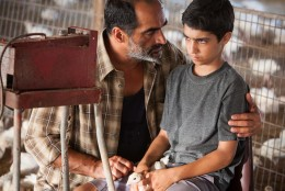"""A still from the film """"Baba Joon."""" (Courtesy IsraeliFilms)"""