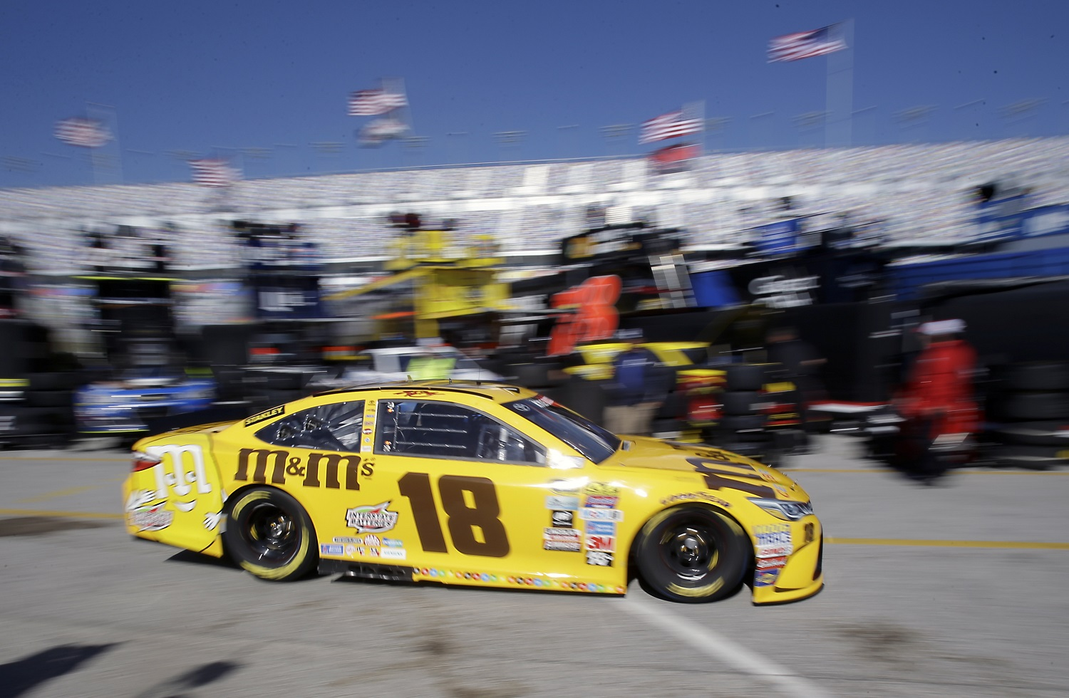 Why I'm a late-blooming NASCAR fan