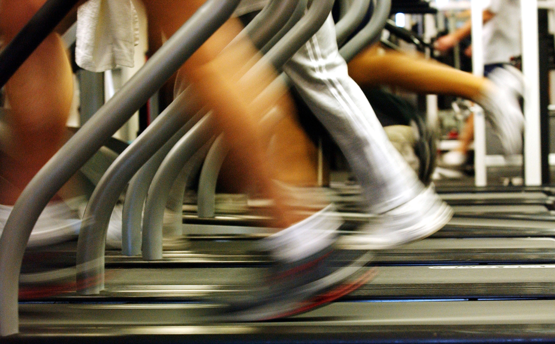 Has America hit an exercise plateau?