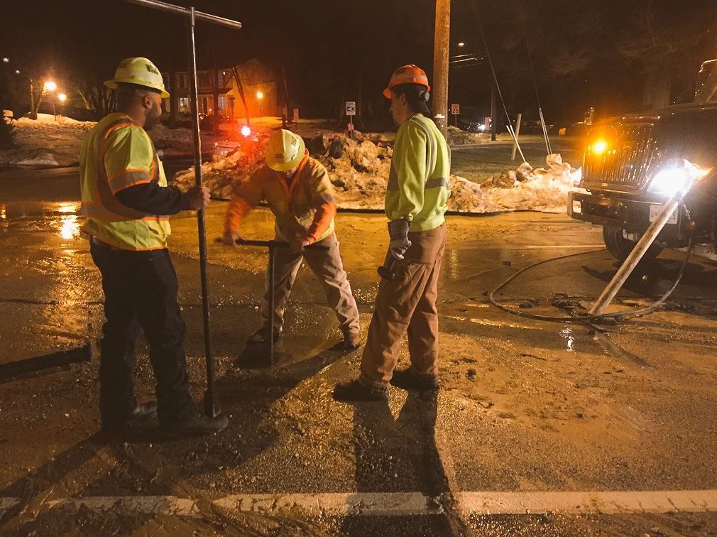 Part of University Boulevard in Montgomery Co. to be closed Tuesday for paving