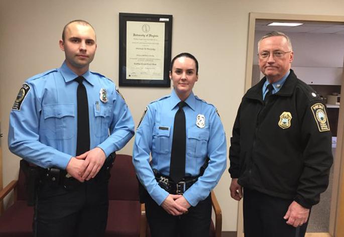 Slain officer Ashley Guindon was a military vet, hailed from police family