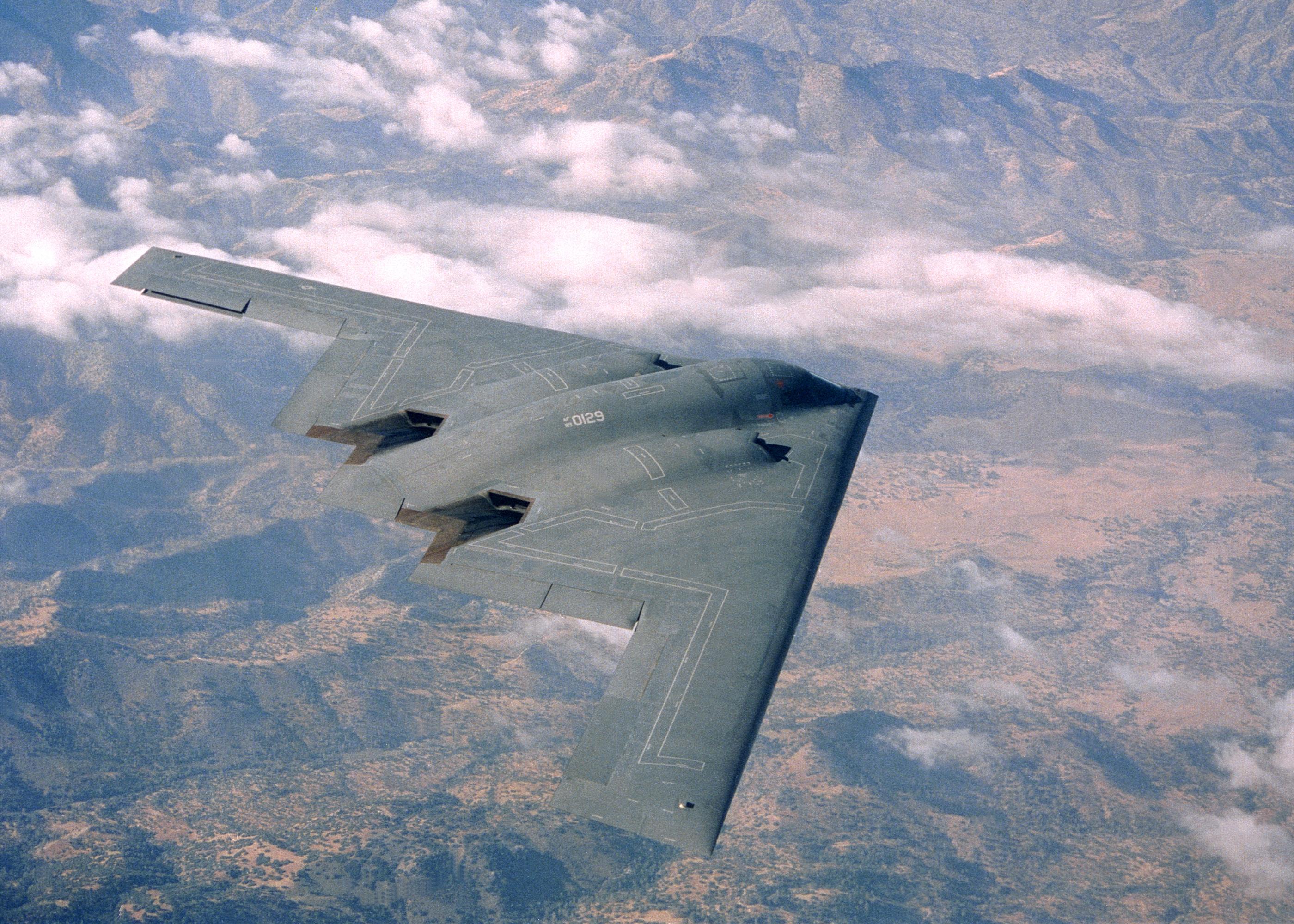 GAO upholds Northrop Grumman's bomber win