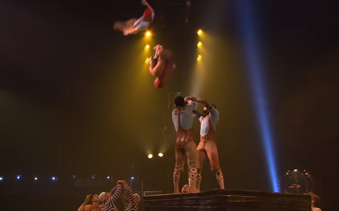 Cirque du Soleil bringing new show to Tysons Corner this summer