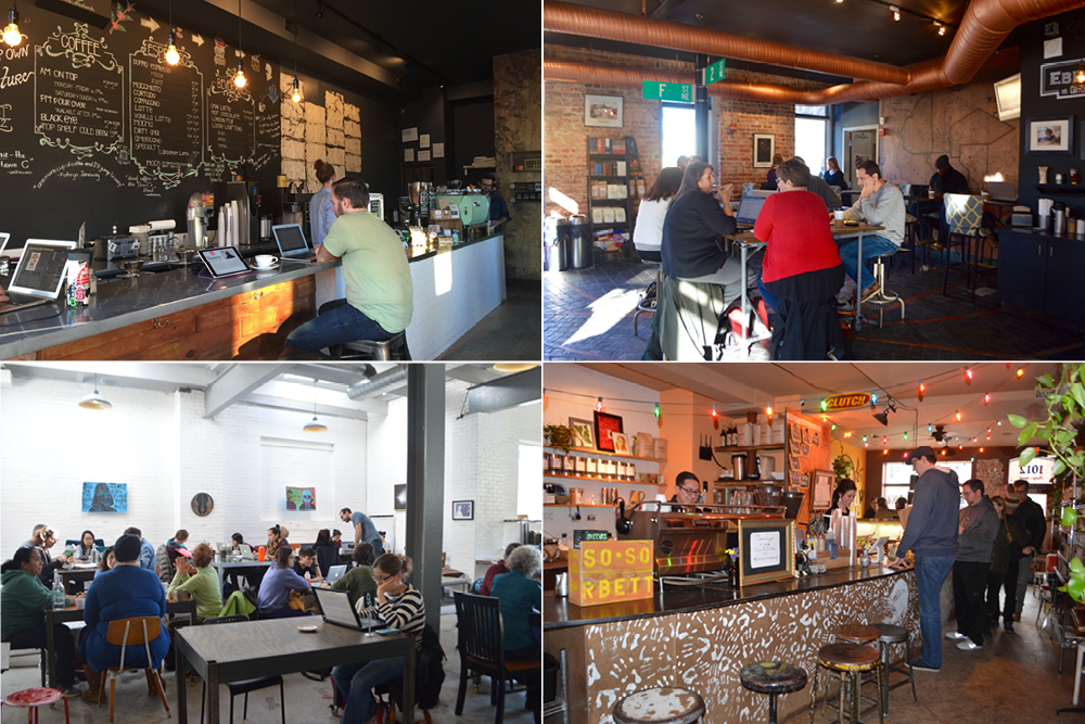 11 D.C.-area coffeehouses every coffee lover should visit