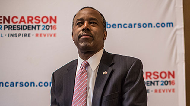 Ben Carson says he'll stay in race no matter what happens in New Hampshire