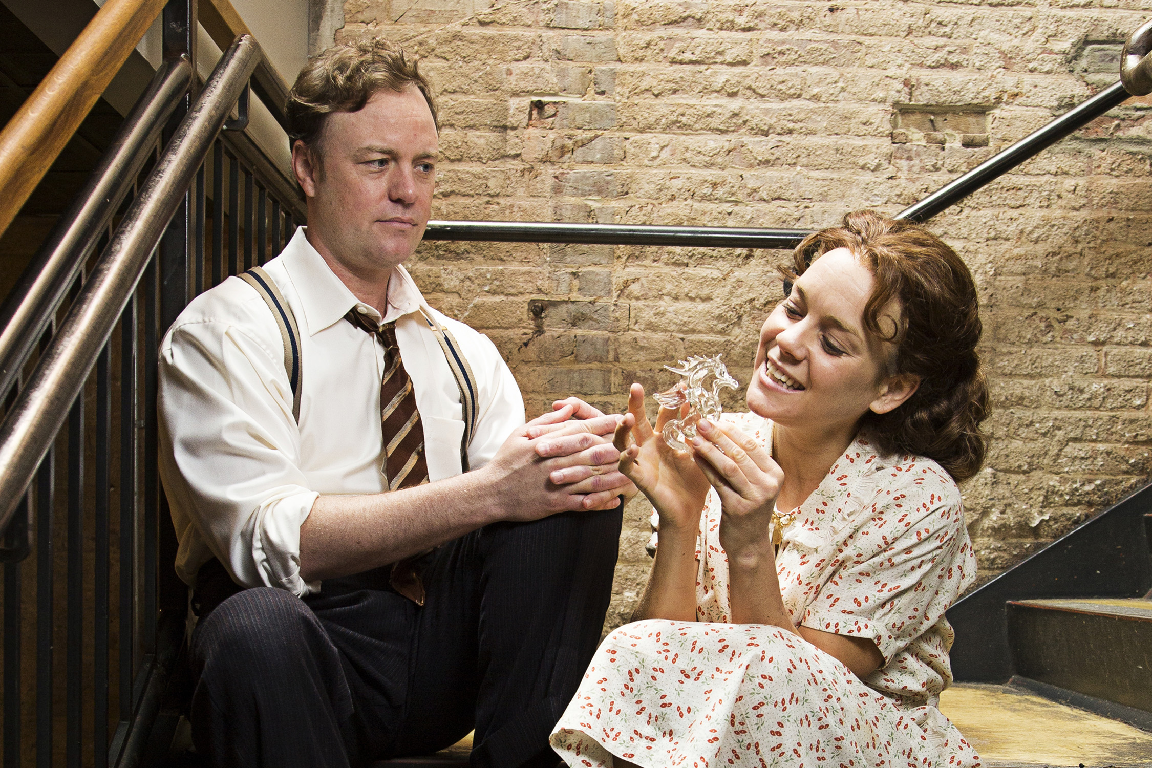 Ford's stages first Tennessee Williams in haunting 'Menagerie'