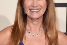 Jane Seymour arrives at the 58th annual Grammy Awards at the Staples Center on Monday, Feb. 15, 2016, in Los Angeles. (Photo by Jordan Strauss/Invision/AP)