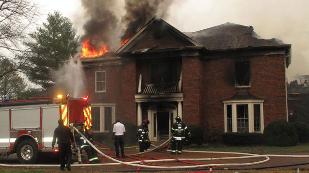 Fire Sparked by Hoverboard Destroys Nashville Mansion, Authorities Say