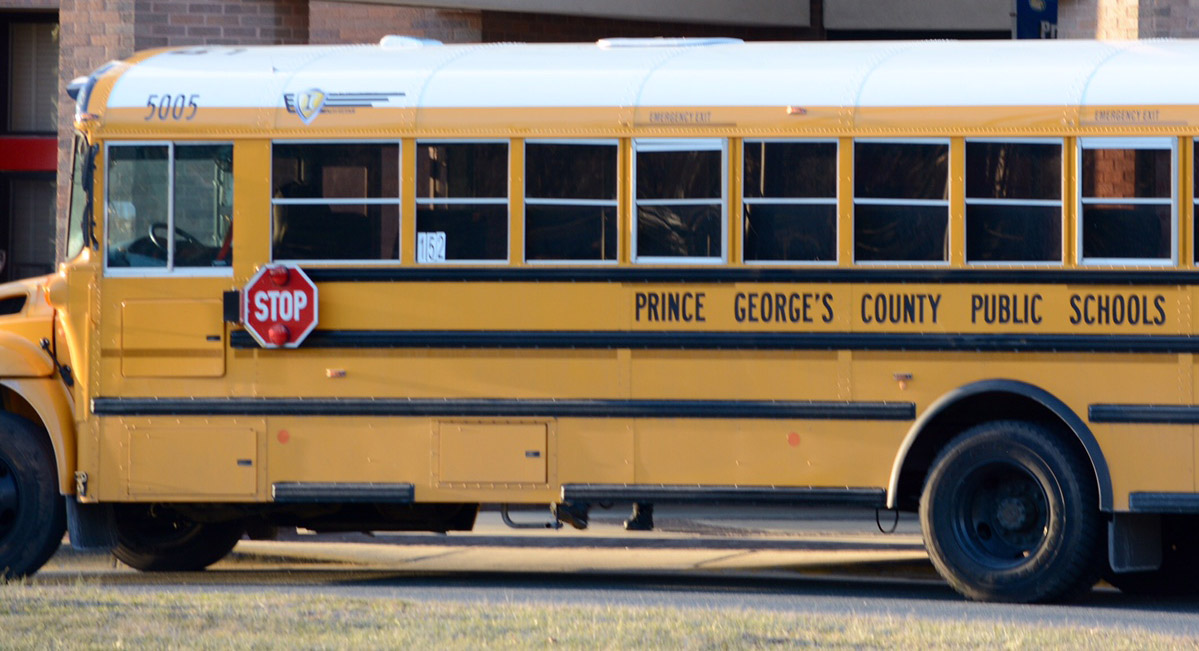 Schools in Maryland, Virginia still working to smooth bumps in bus service