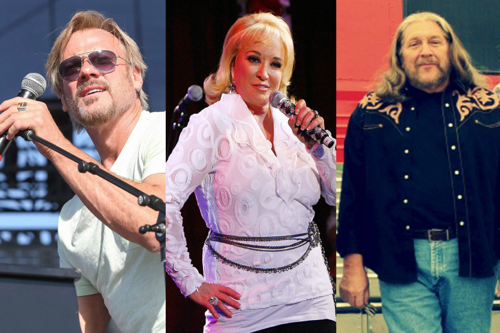 past present collide with tanya tucker phil vassar at birchmere wtop
