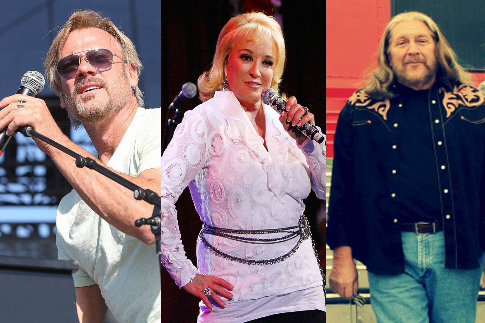 Past, present collide with Tanya Tucker, Phil Vassar at Birchmere