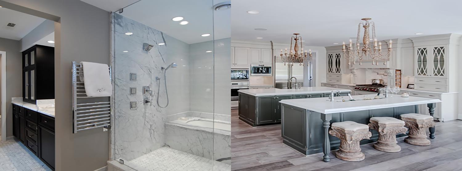 Does Kitchen Or Bathroom Remodeling Come First Wtop