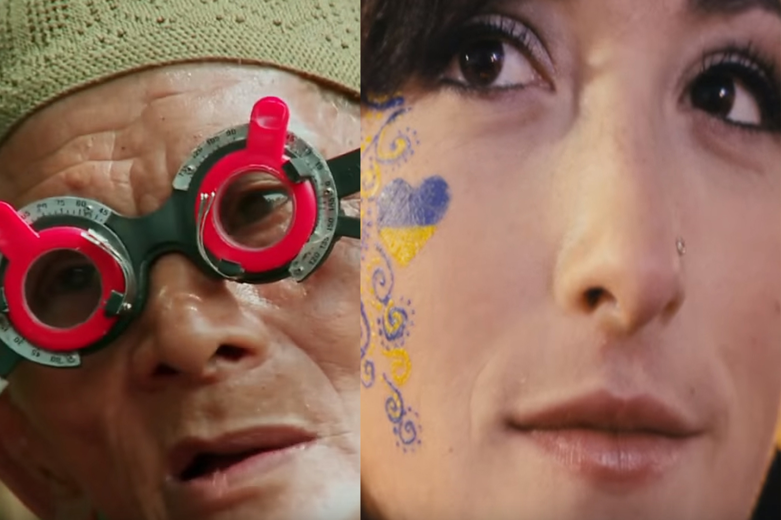 Double dose of Oscar-nominated directors dish on daring docs
