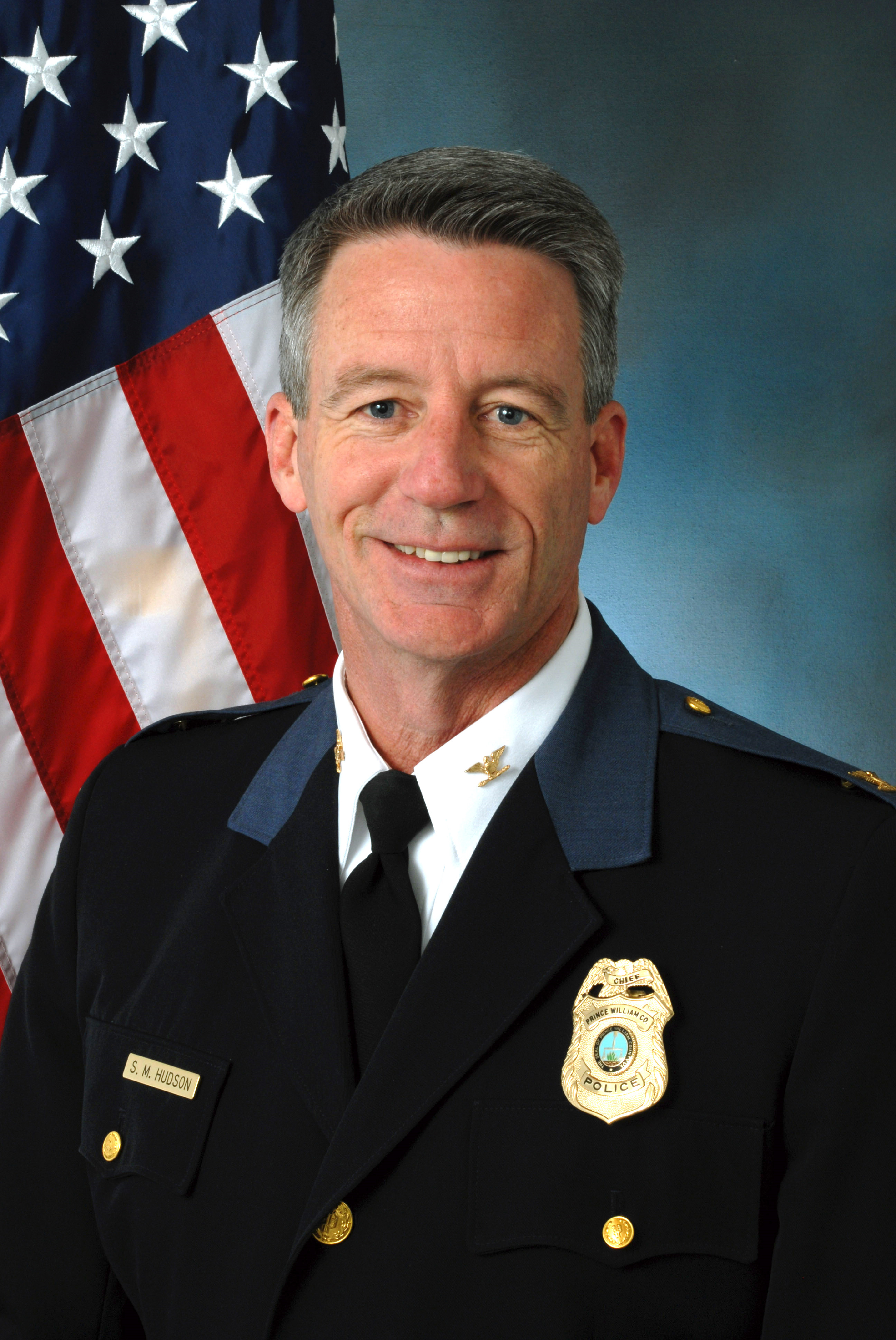 Prince William police chief stepping down