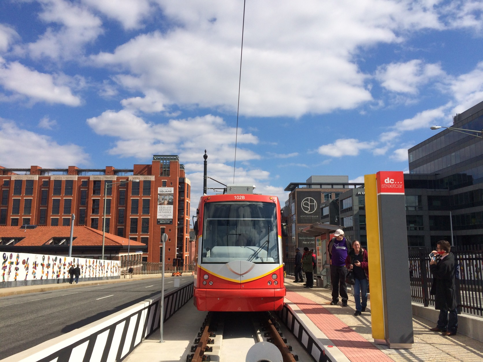 d.c. streetcar