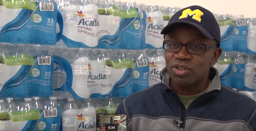 Anne Arundel church helps out Flint (Video)