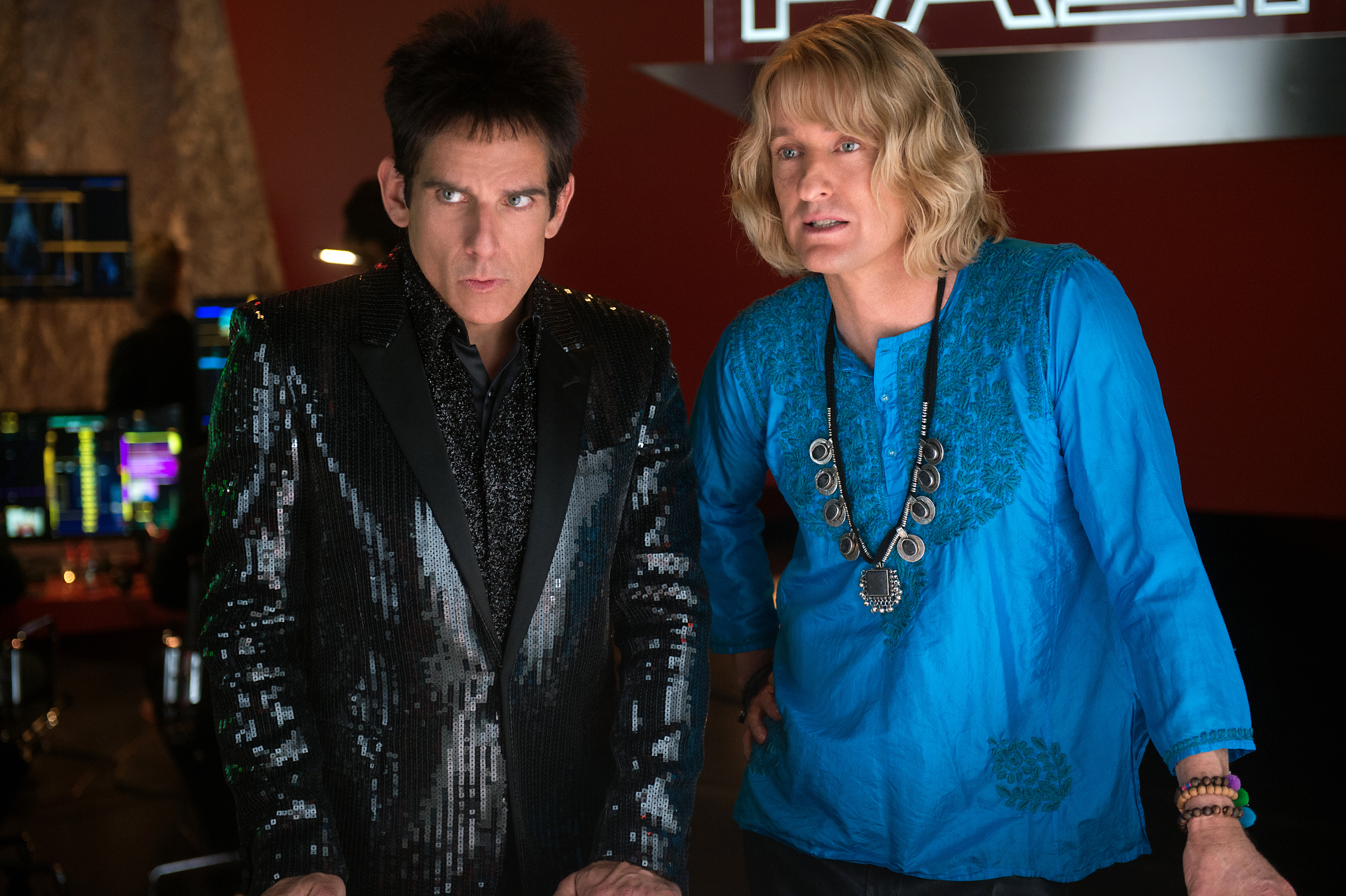 Relax, don't do it: 'Zoolander 2' script had freak gasoline accident