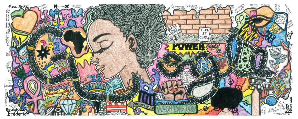 D.C. high schooler wins Google's nationwide doodle contest