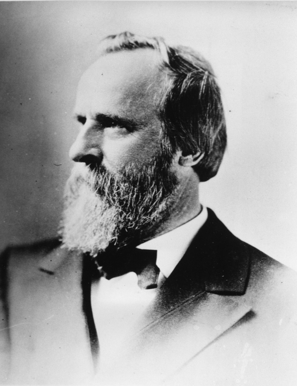 Rutherford B. Hayes, the 19th president of the United States of America, is seen in this undated photograph.  (AP Photo)