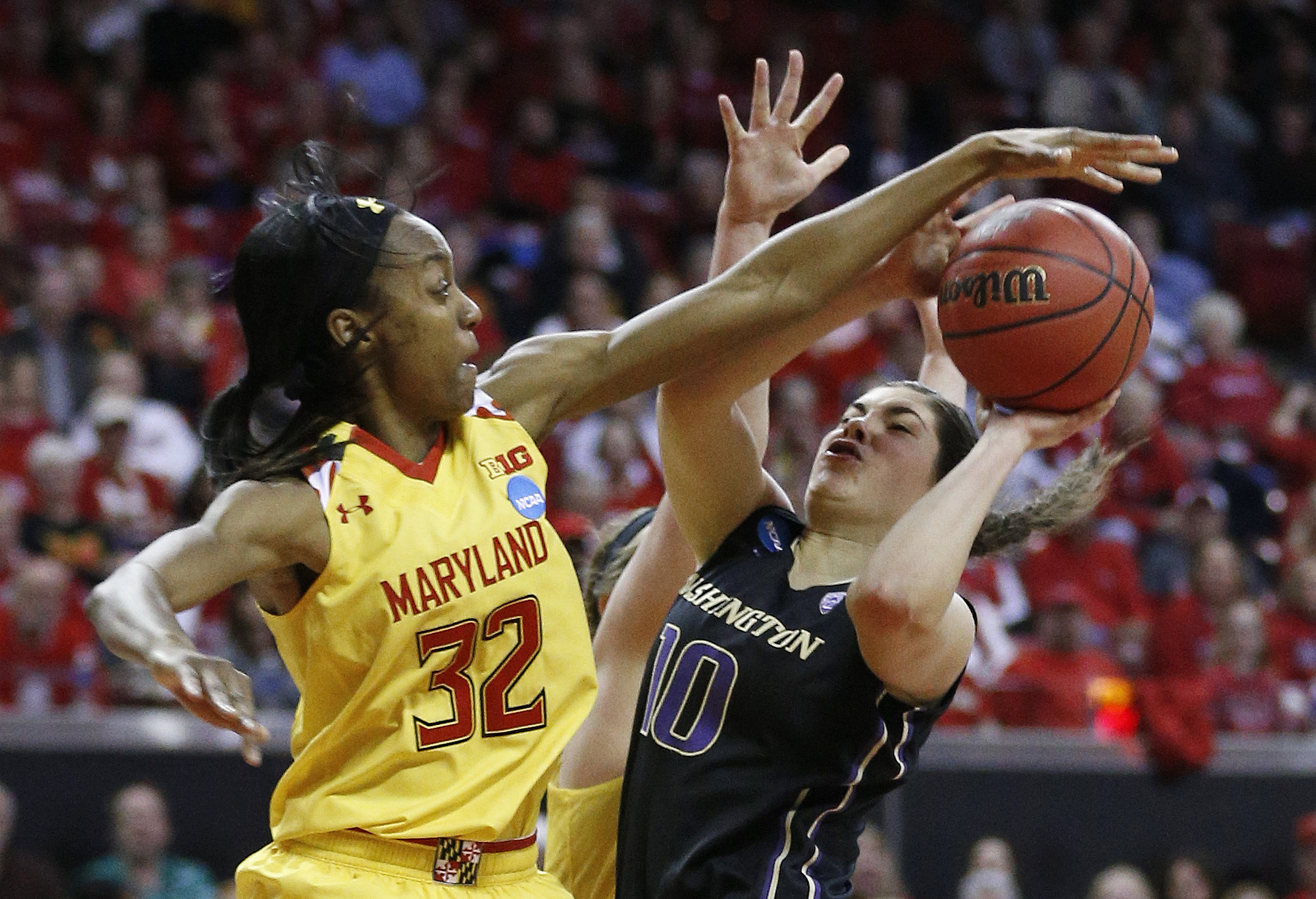 Maryland women eliminated from NCAA Tournament
