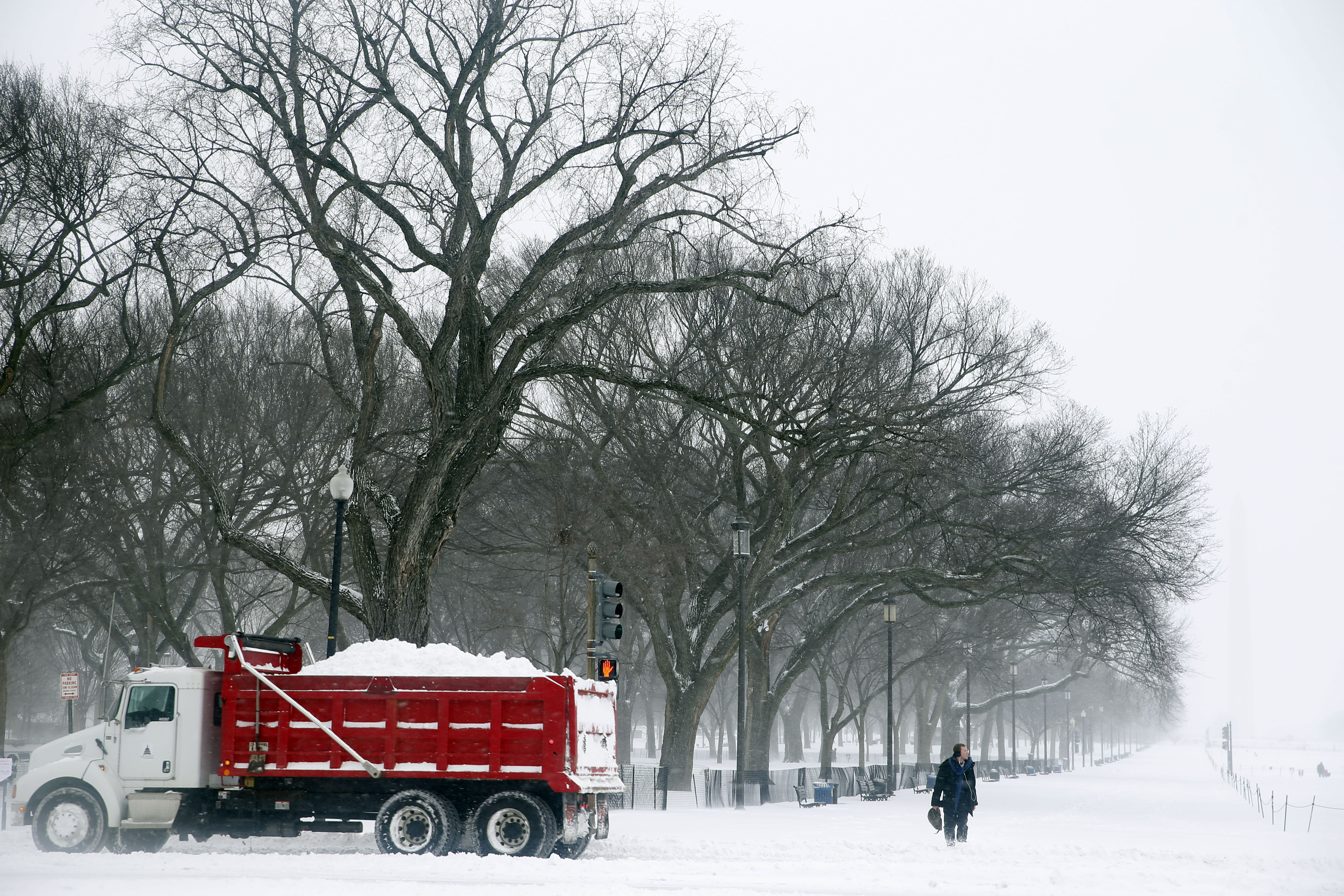 D.C., Maryland to get federal disaster funds for snowstorm recovery