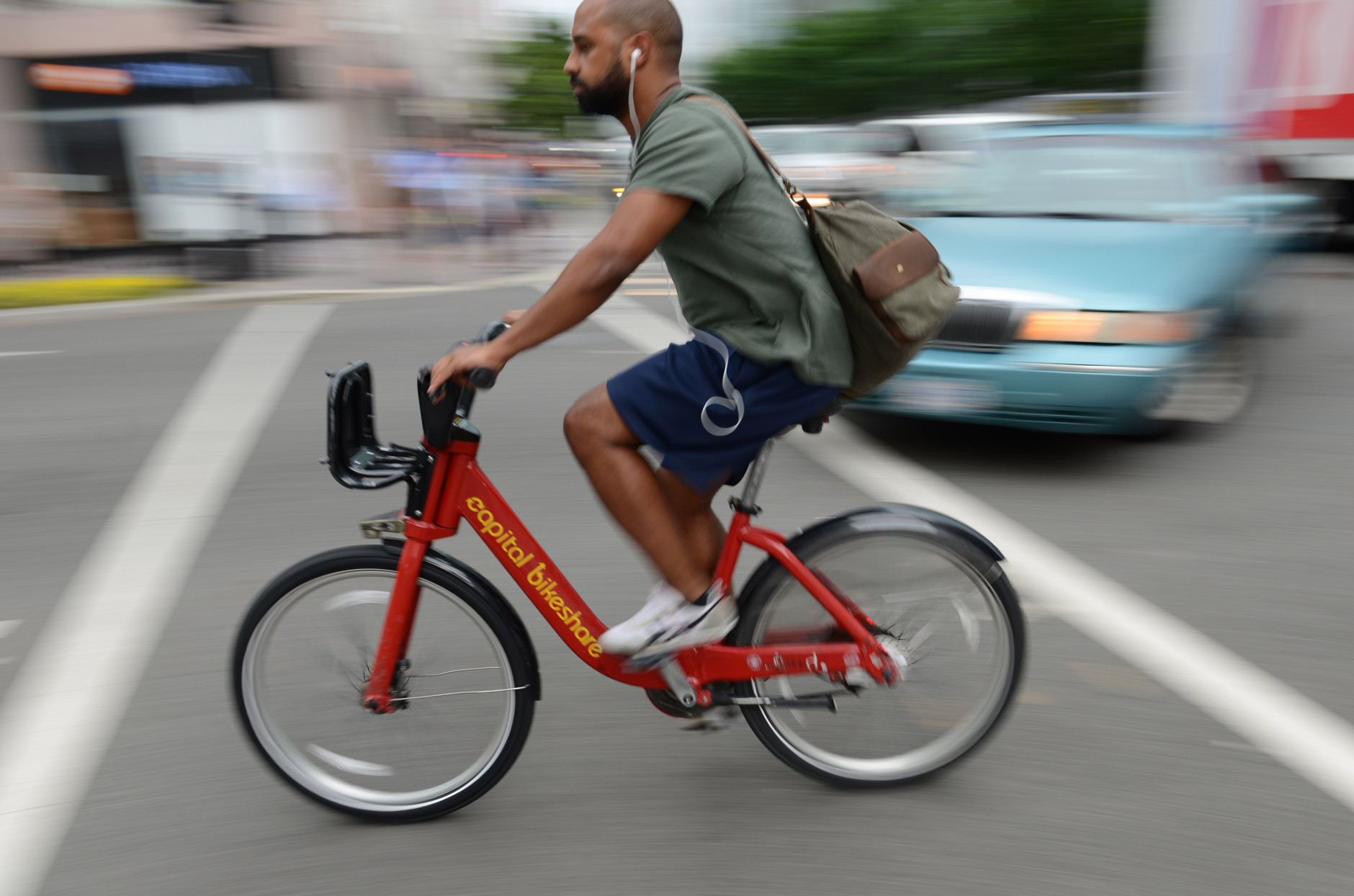 Are Uber, Lyft and Bikeshare competing for your Metro ride?