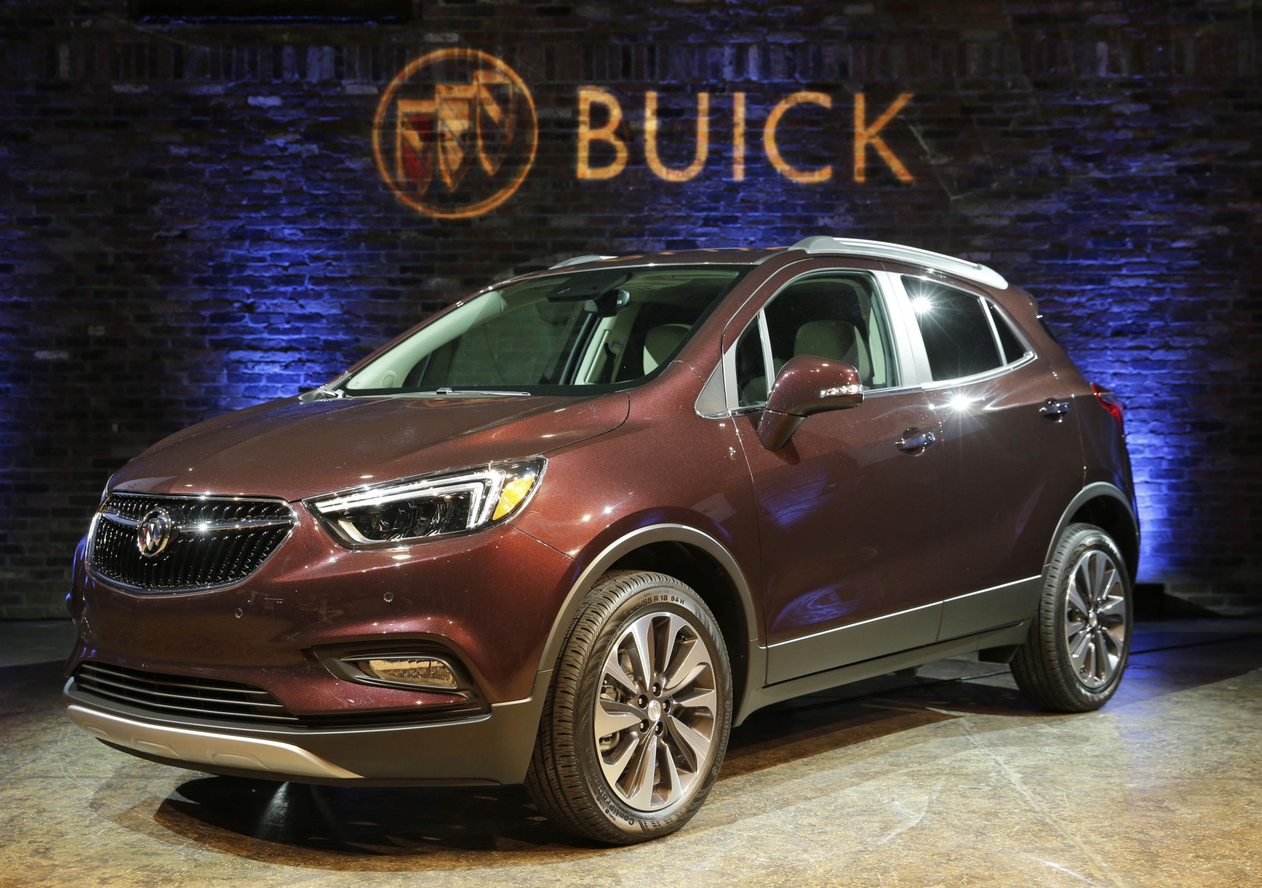 <h3>Buick Encore 4WD</h3> <p>Apparently the trick to not having your car stolen is to buy a family-friendly, sensible SUV. The fifth least stolen car on HLDI&#8217;s list is the Buick Encore 4WD.</p>