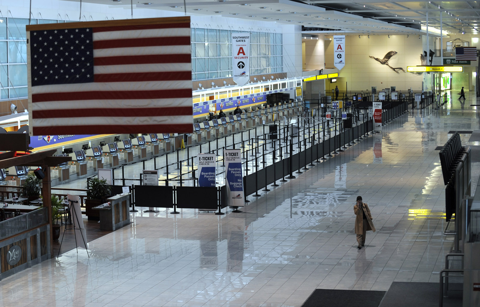BWI Marshall expansion gets OK amid airport noise concern