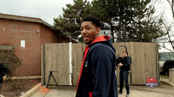 All-Access to Bradley Beal's Mountain Dew Commercial