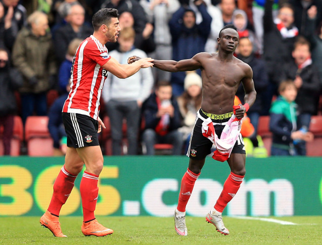 Southampton rallies from 2-0 down to beat Liverpool 3-2 - WTOP