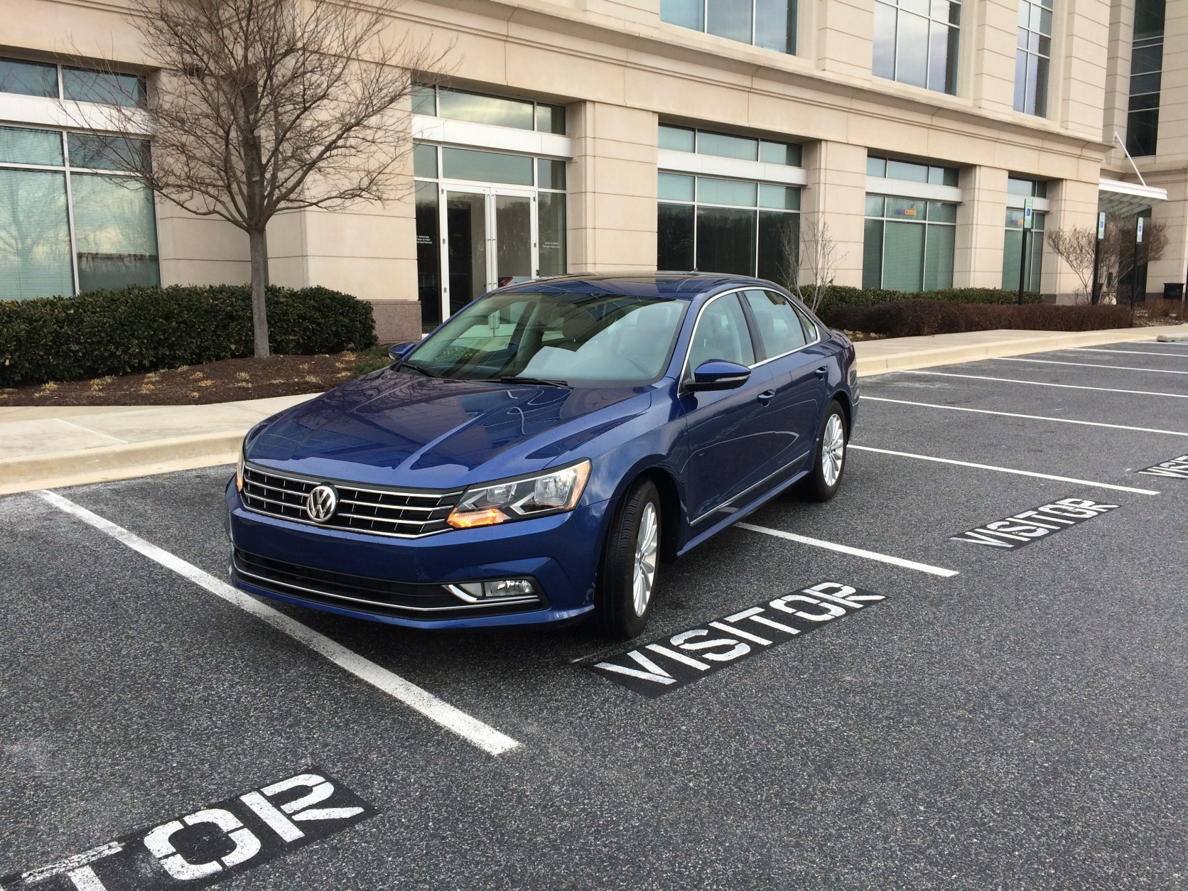 2016 Volkswagen Passat Is Updated Inside And Out Wtop