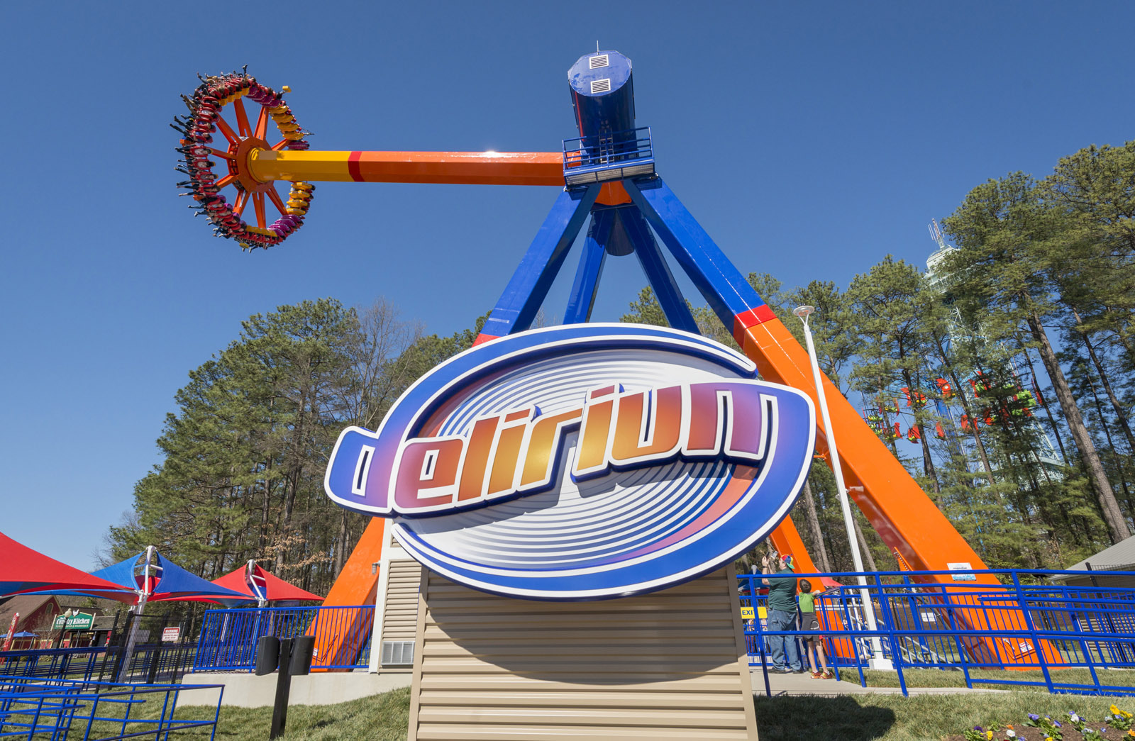 Kings Dominion Debuts New Ride Wtop