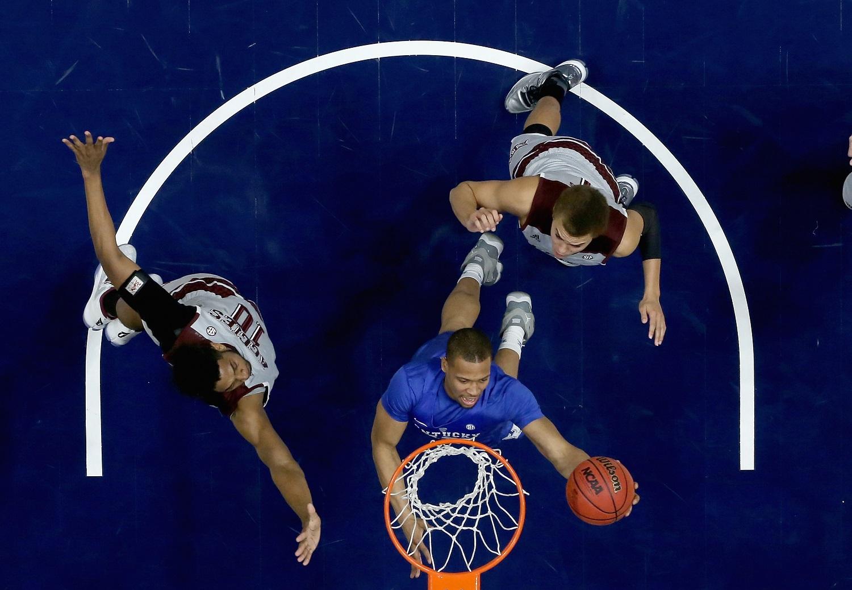 Breaking down the 2016 NCAA Tournament bracket