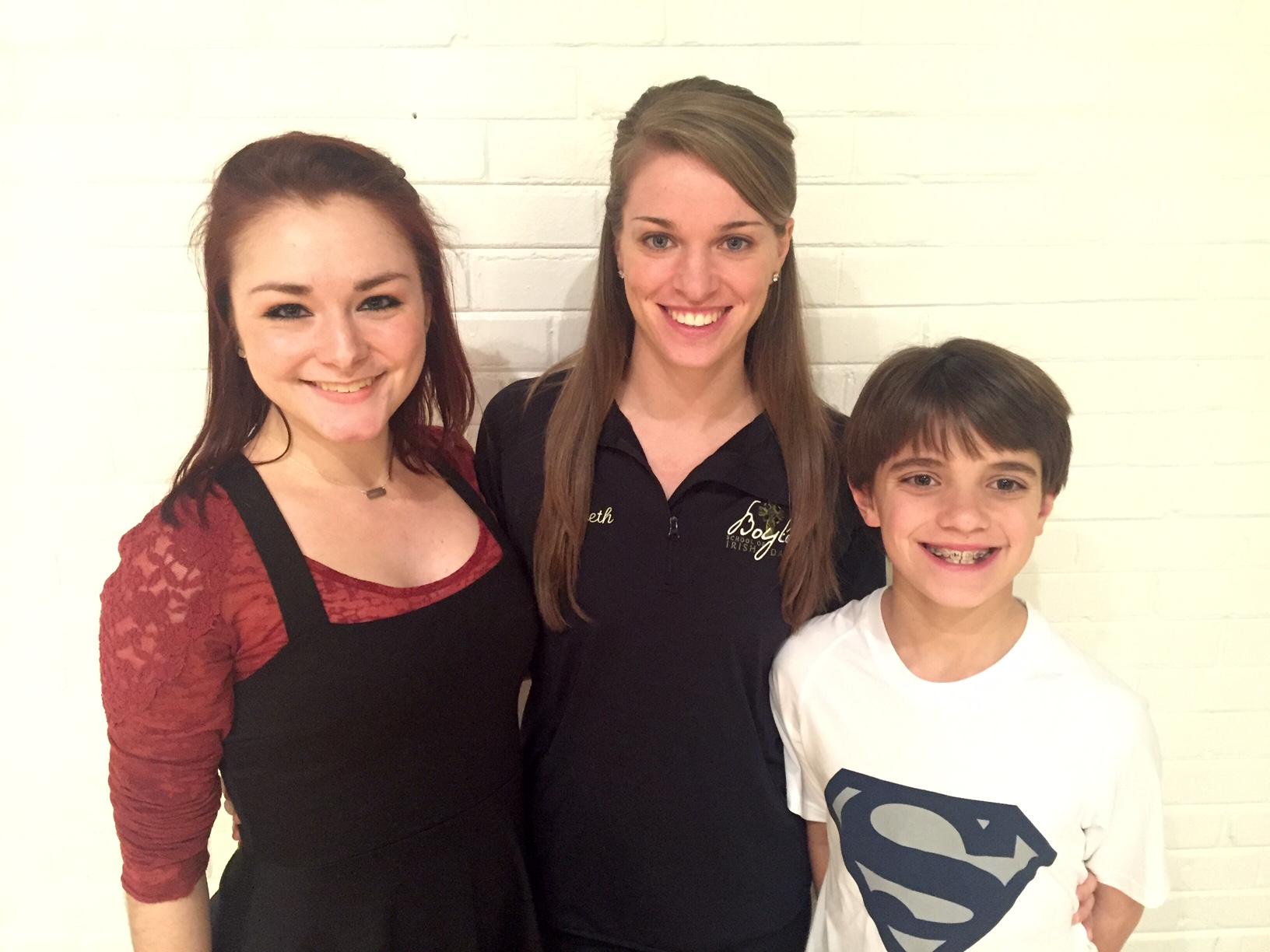 Two young Va. dancers headed to Irish dancing world championships