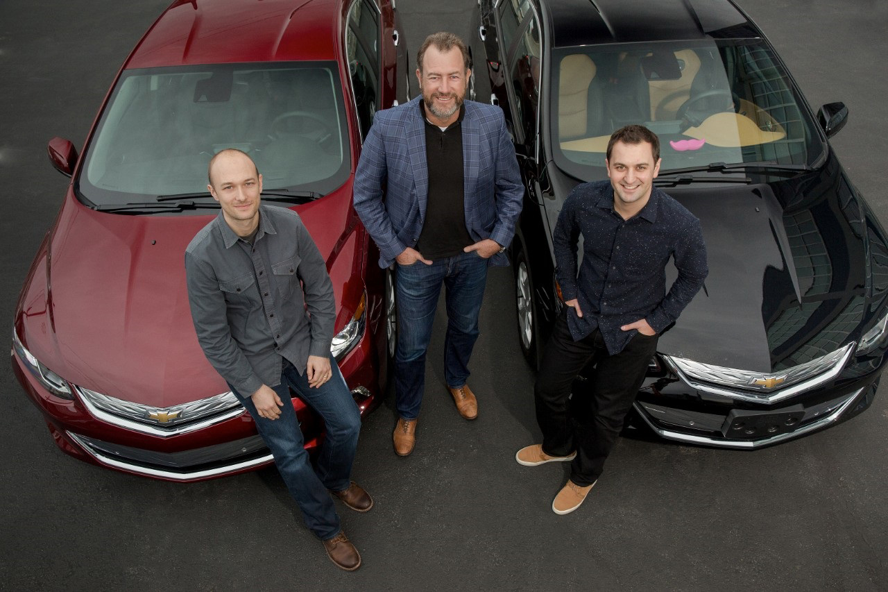 Lyft drivers can rent a GM vehicle for free