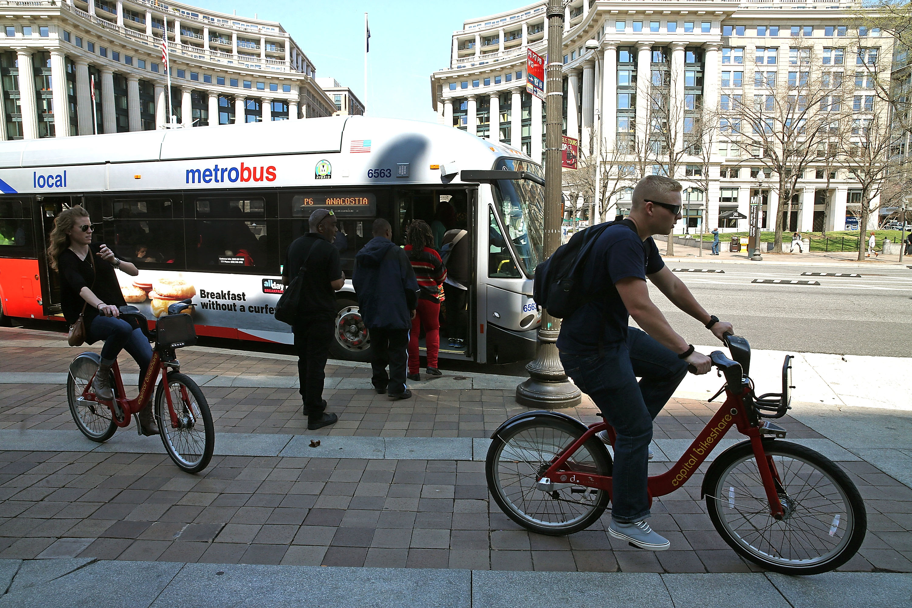 DC-area commuters can take part in Bike to Work Day on Friday