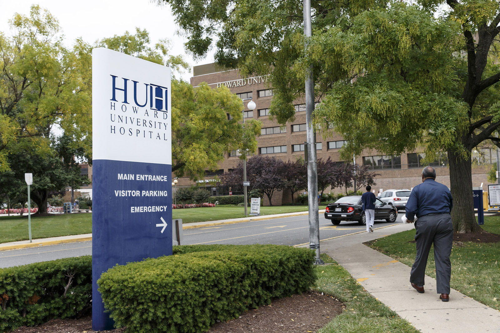 Water service restored at Howard University Hospital